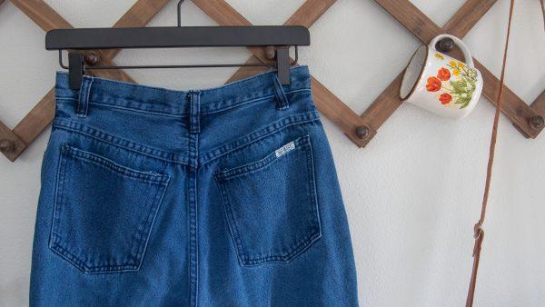 vintage bill blass mom jeans