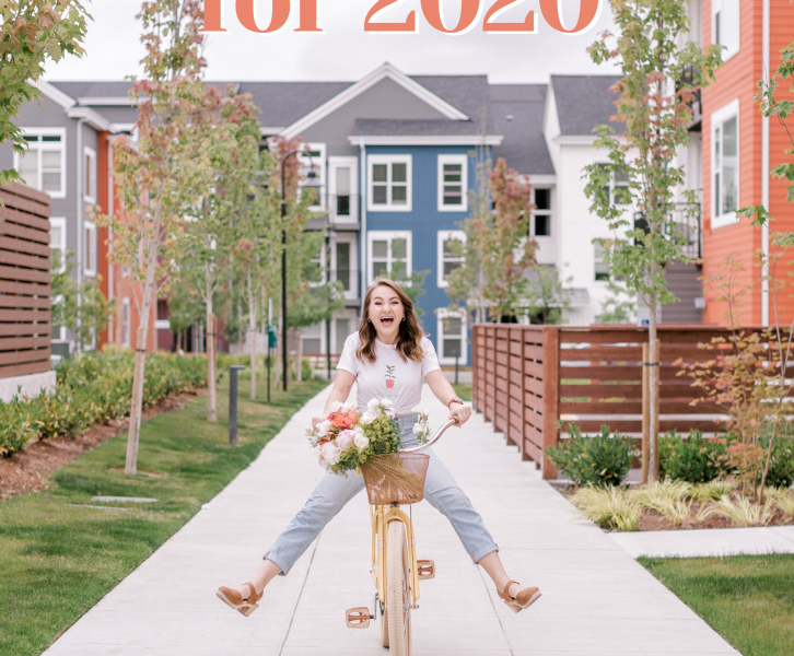 20 resolutions for 2020