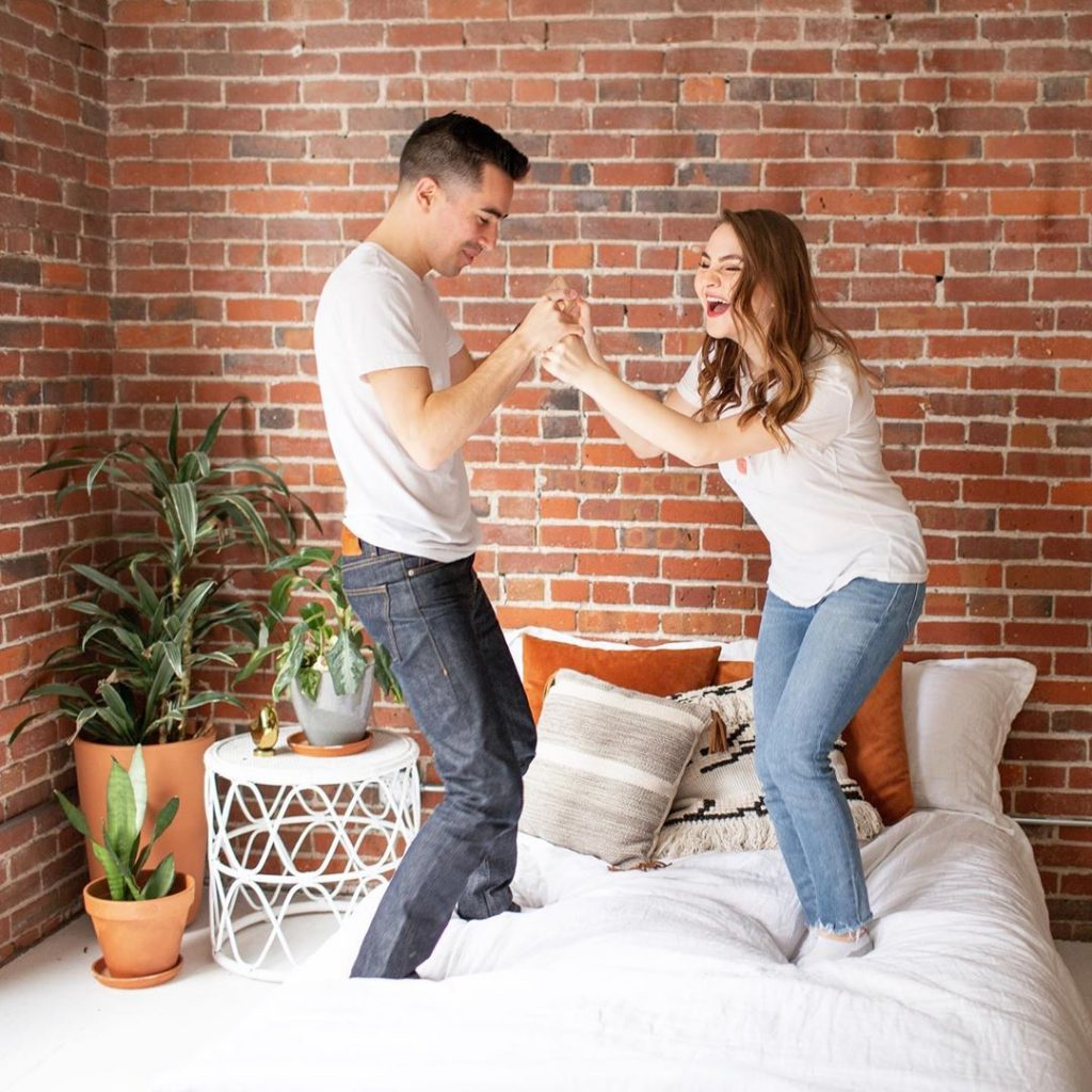 Seattle Loft Photoshoot | Image by Kayley Driggers Photo, Edited by Megan Acuna